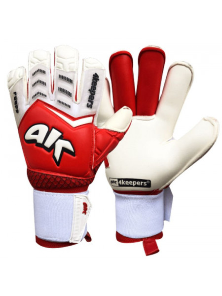 4Keepers Force Poland RF M S761496 goalkeeper gloves (77384)
