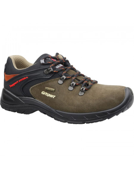 Grisport Marrone Scamoscia M 11106S170G shoes (52200)