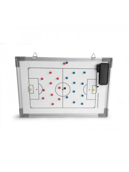 30x45cm tactical board with Yakimasport 100155 magnets (79006)
