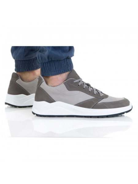 4F M OBML250 Shoes Gray (82737)