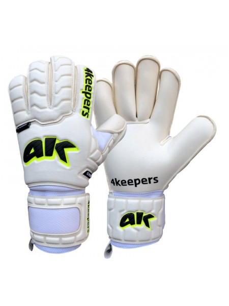 4keepers Champ Carbo IV RF S622435 goalkeeper gloves (55366)