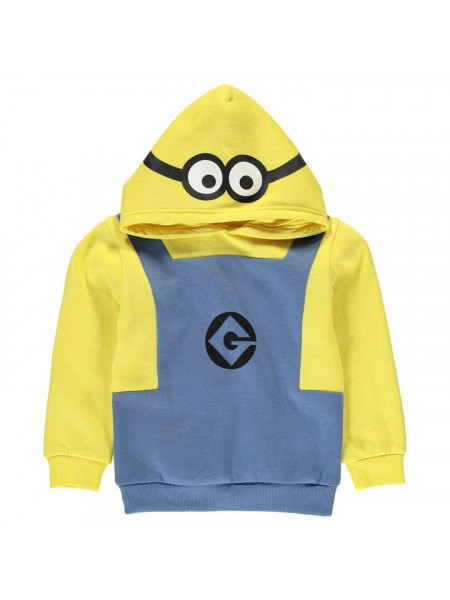 Detská mikina Character Over The Head Hoody Infant Boys