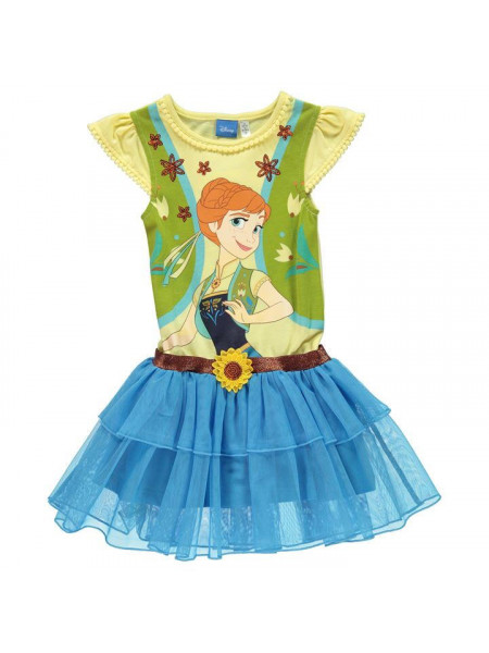 Dievčenské šaty Frozen Character Play Dress Infant Girls