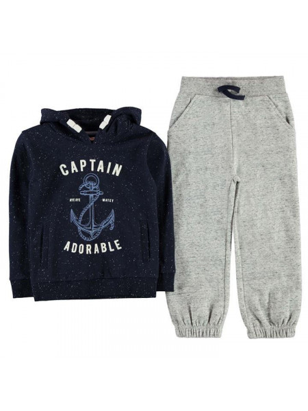 Chlapčenská súprava Crafted OTH Hoody Set Infant Boys