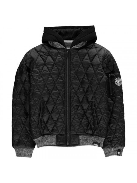 Chlapčenská bomber bunda No Fear Quilt Bomber Jacket Junior Boys
