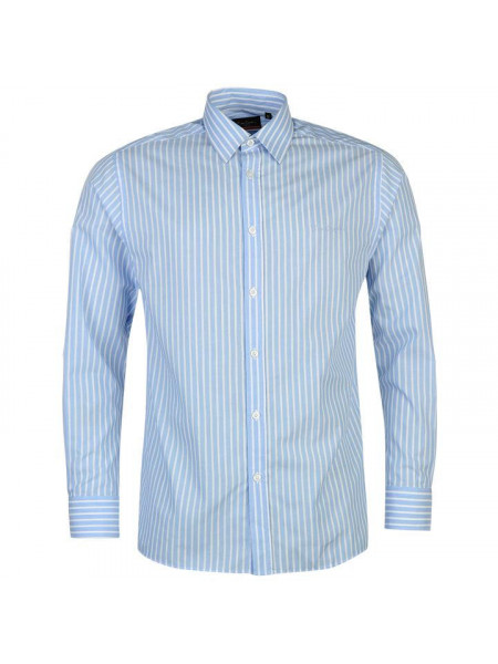 Pánska košeľa Pierre Cardin Long Sleeve Shirt Mens