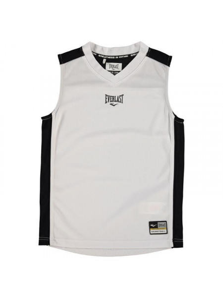 Chlapčenské tielko Everlast Basketball Jersey Junior Boys