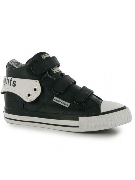 Juniorské tenisky British Knights Roco Fold Over Kids Trainers
