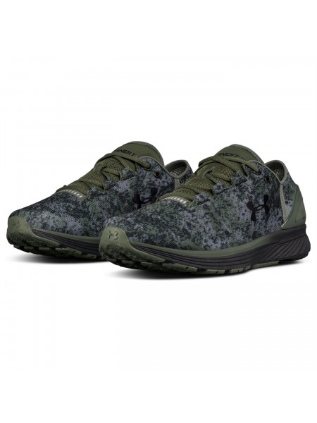 Under Armour - Charged Bandit 3 Digi Mens Running Shoes