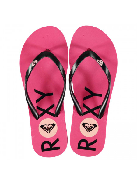 Roxy - Logo Ladies Flip Flops