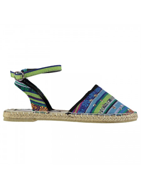 Rock and Rags - Woven Espadrille Sandals