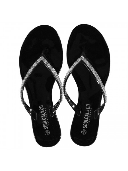 SoulCal - Jelly Sandals Ladies