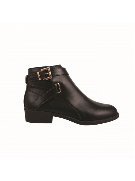 Miso - Buckle Boots Womens