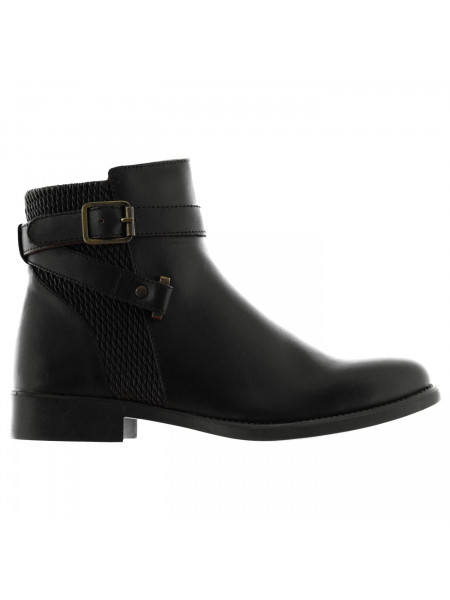 Linea - Buckle Boots