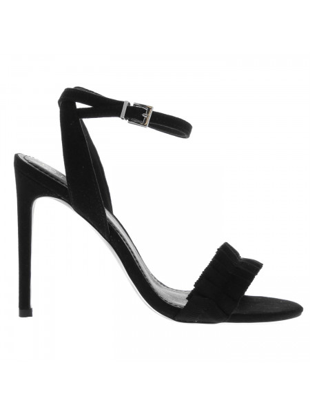 Miso - Frill Me High Heel Sandals