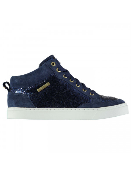 Firetrap - Joy Hi Top Trainers Ladies