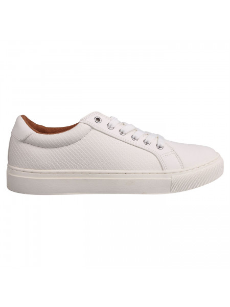 Fabric - Aruna Lace Up Trainers Ladies