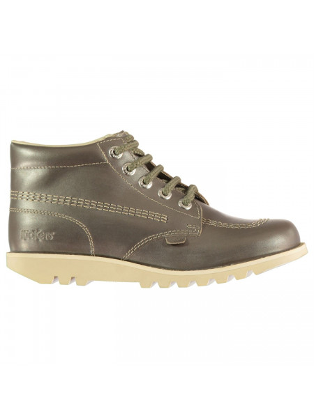 Kickers - High Top Trainers Womens