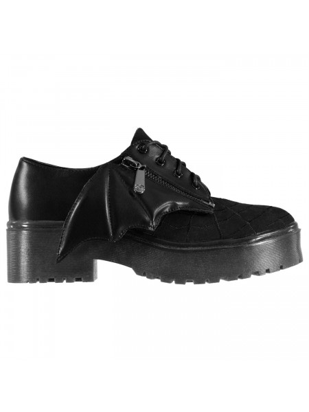 Iron Fist - In My Web Derby Shoes Ladies