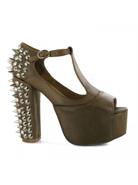 Jeffrey Campbell - Foxy Spike Shoes