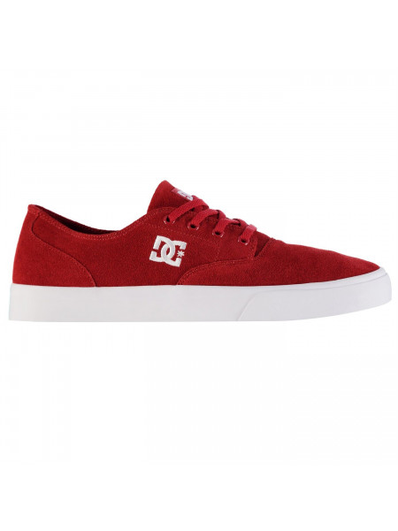 DC - Flash 2 Suede Skate Shoes Mens