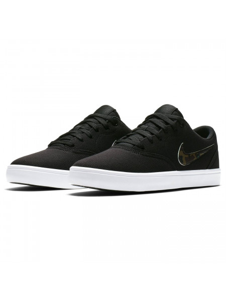 Nike - SB Check Solar Mens Canvas Skate Shoes