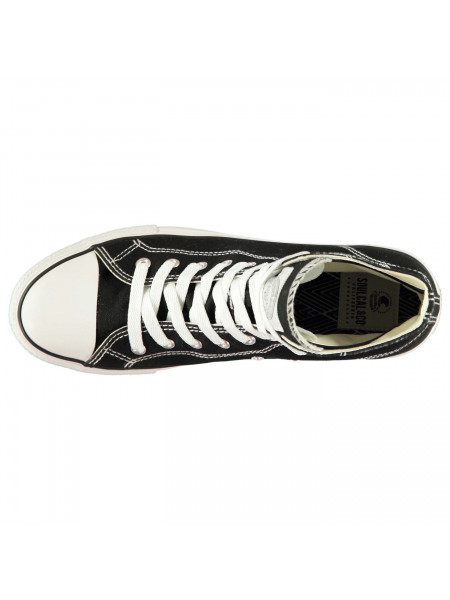 SoulCal - Canvas High Mens Trainers