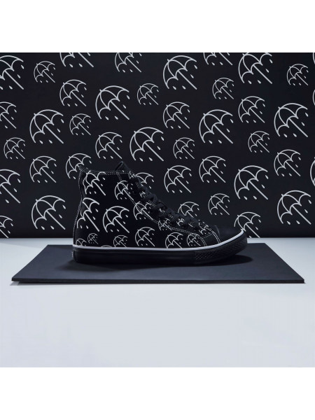 Official - Bring Me The Horizon Canvas Mens Hi Tops