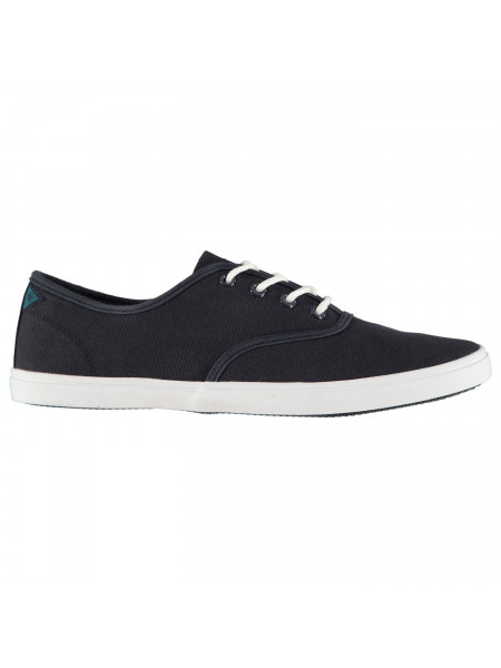 Soviet - Lad Plimsol Mens Canvas Trainers