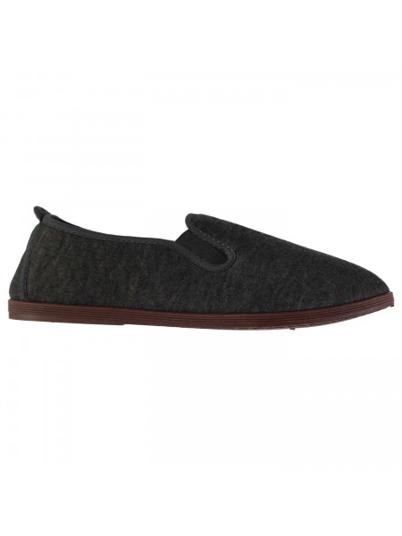 Slazenger - Kung Fu Mens Canvas Shoes