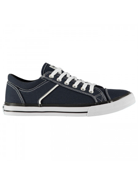 SoulCal - Asti Canvas Trainers Mens