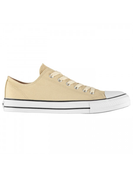 SoulCal - Canvas Low Mens Trainers