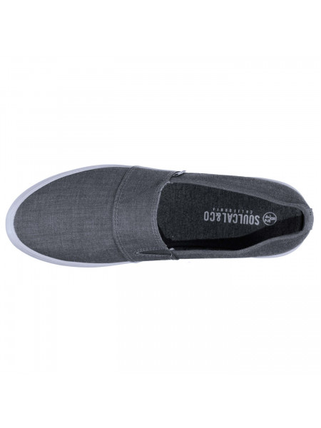 SoulCal - Tide Slip On Mens Canvas Shoes