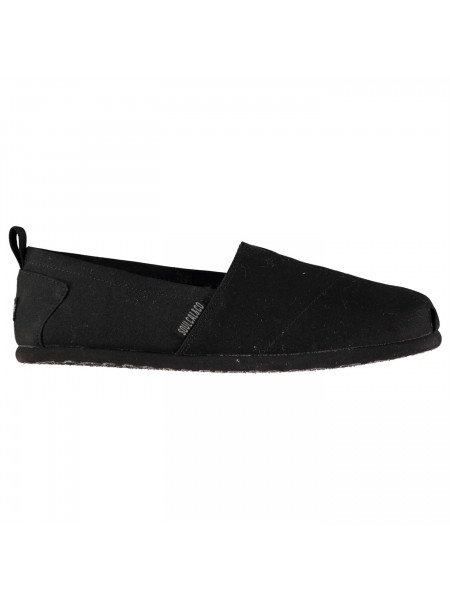 SoulCal - Long Beach Mens Canvas Slip Ons