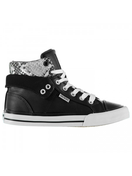 SoulCal - Aston Hi Top Ladies Trainers