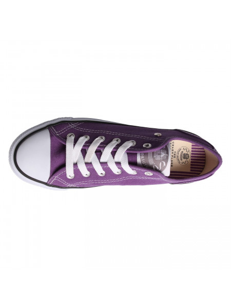Dunlop - Canvas Low Ladies Trainers