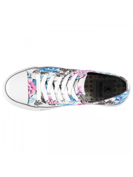 SoulCal - Canvas Low Profile Womens Trainers