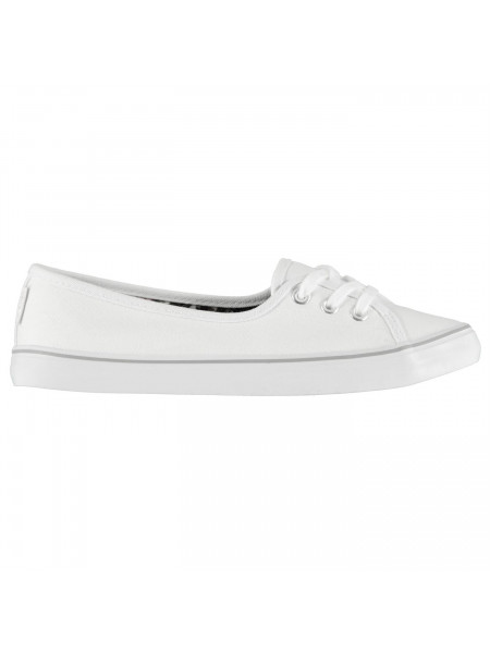 SoulCal - Shore Canvas Trainers Ladies