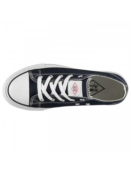 Lee Cooper - Canvas Lo Shoes Ladies
