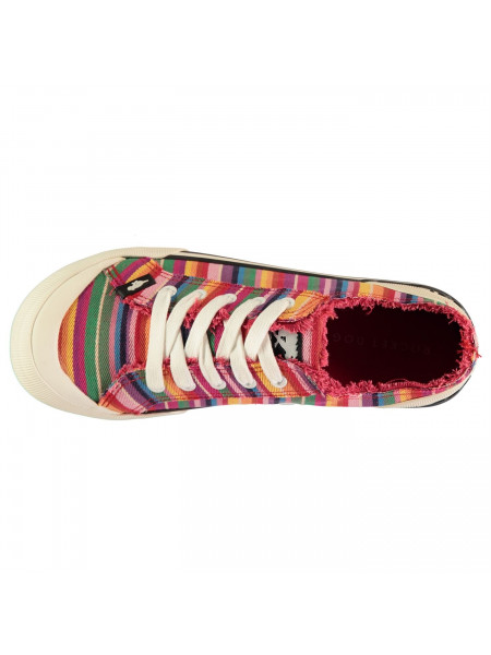 Rocket Dog - Jazzin Ladies Canvas Trainers