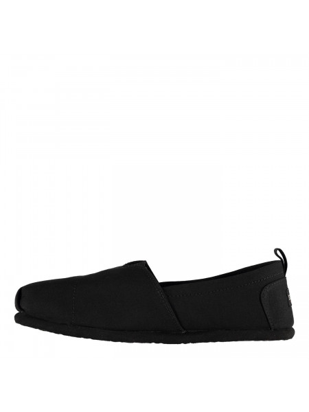 SoulCal - Long Beach Ladies Canvas Slip Ons