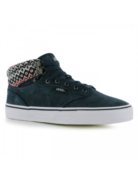 Vans - Atwood Hi Top Trainers Ladies