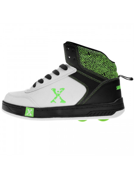 Sidewalk Sport - Hi Top Junior Boys Skate Shoes