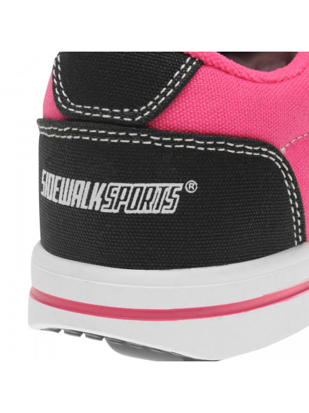 Sidewalk Sport - Canvas Roller Trainers Junior Girls
