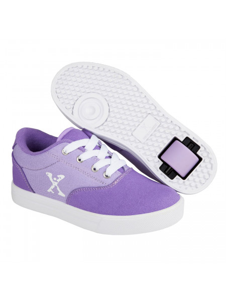 Sidewalk Sport - Canvas Girls Skate Shoes