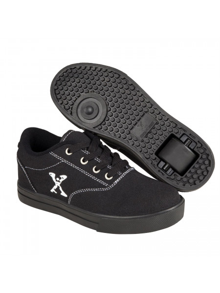 Sidewalk Sport - Canvas Junior Roller Shoes