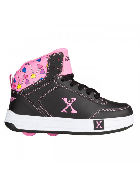 Sidewalk Sport - Hi Top Girls Skate Shoes