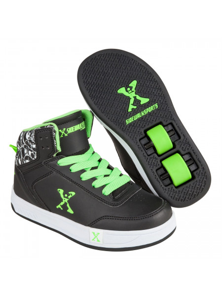 Sidewalk Sport - Hi Top Childrens Skate Shoes