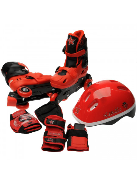Cosmic - Skate and Protection Pack Junior
