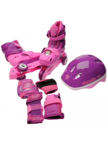 Cosmic - Skate and Protection Set